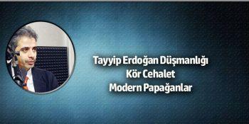 Tayyip  Erdoğan Düşmanlığı - Kör Cehalet - Modern Papağanlar