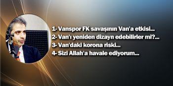 Vanspor FK Savaşının Kentte Etkisi